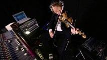 Un violon révolutionnaire conçu pour un show hors norme