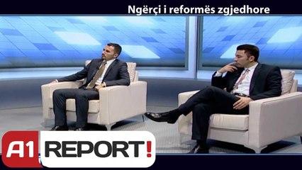 A1 Report - Airport nga Erjona Rusi, 11 Mars 2014