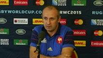 Rugby - CM - Bleus : Saint-André «Rien à redire sur la charnière»