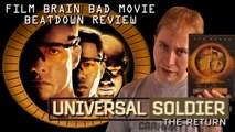 Bad Movie Beatdown: Universal Soldier - The Return (REVIEW)