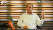 PTI Shah Mehmood Qureshi Message For The Voters Of NA-122 Lahore