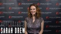 Grey's Anatomy : interview de Sarah Drew alias April