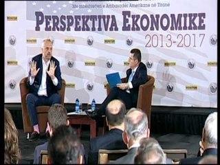 "Forumi Ekonomik ""Perspektiva Ekonomike 2013-2017"", 28 maj 2013 - Sesoni i Dyte"
