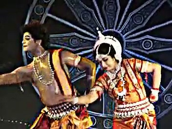 Incredible Indian Classical dance….'ODISSI'