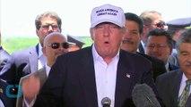 Trump Defends Calling Hillary Clinton 'Shrill'
