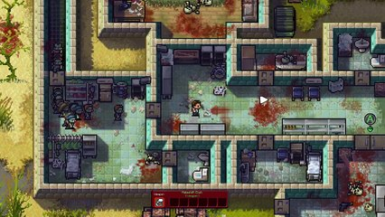 Trailer de lancement  de The Escapists The Walking Dead