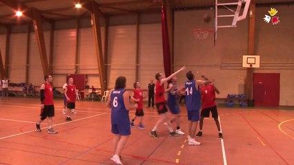 FFSA - Championnat de France Sport Adapté Basket-Ball