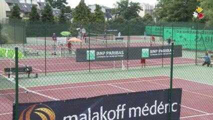 FFSA - Championnat de France Tennis Sport Adapté