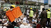 Más de 700 peregrinos muertos en La Meca por aglomeración