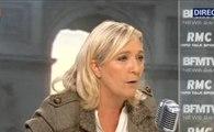 Cinq arguments que Marine Le Pen répète en boucle sur les réfugiés