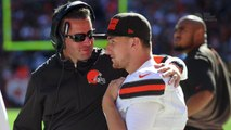 NFL Inside Slant: Browns right to bench Manziel