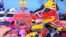 Pouvoir de base de l'Aéroport de Reno, double perforation de coups de poing de la Coupe de Rabat Bonjour voiture robot broches, mini spécial de type Universitaire. pororo ou robot Power Rangers Dino charge kyoryuger Larve jouets