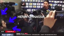 Zlatan Ibrahimovic recadre un journaliste de l'Equipe 21