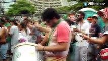 Le Brésil dans la rue pour légaliser le cannabis !