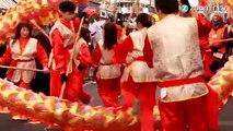 1000 artistes à Londres pour le Nouvel an chinois