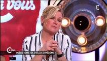 C à vous : Valérie Bonneton au bord des larmes