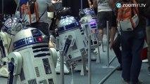 Métier : constructeur de droïdes Star Wars