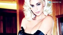 Kim Kardashian, sublime en Marilyn Monroe !