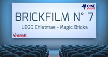 Ciné Brique 2015 : LEGO Chistmas - Magic Bricks