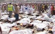 Updated Hajj Stampede incident At least 770 Killed In Saudi Arabia - Traggic incident crush mecca stampede hajj pilgrims