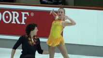 STEPHENS : DODDS (AUS) - Pairs Short Program - Nebelhorn Trophy 2015