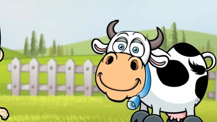 Carrusel Infantil - La Vaca Lechera