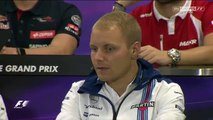 F1 2015 Japanese GP Drivers Press Conference