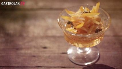How to Make Lemon Thyme Confiture