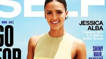 Jessica Alba Used to be 'Chubby'