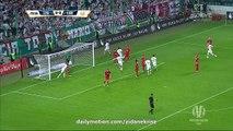 1-0 Aleksandar Prijovic Goal HD _ Legia Warsawa v. Lechia Gdansk 24.09.2015 HD