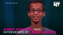 Ahmed Mohamed Describes His Feelings During Arrest