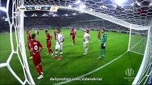 All Goals and Highlights HD _ Legia Warsawa 4-1 Lechia Gdansk 24.09.2015 HD