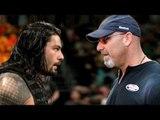 Bill Goldberg Returns and Confronts Roman Reigns WWE