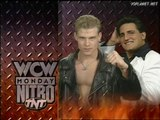Alex Wright vs Disco Inferno, WCW Monday Nitro 25.09.1995