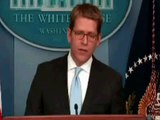 """Carney on drone strikes: """"These strikes are legal, they are ethical, and they are wise."""""""
