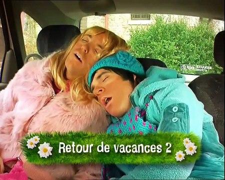 Retour de vacances (2) - Samantha Oups ! Au gîte par Sophiekarine