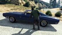 GTA 5 Dodge Charger R/T SE 440 Magnum 1970