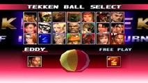 Tekken 3 - Tekken Ball Mode HD