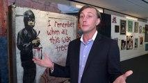 Street Art von Banksy kommt unter den Hammer