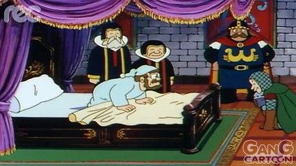 Doraemon the movie ตอน 3 อัศวินในจินตนาการ  4/4
