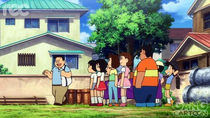 Doraemon the movie ตอนโนบิตะผจญภัยในเกาะมหัศจรรย์ 1/4