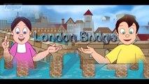 London Bridge Is Falling Down _ Best Animated Nursery Rhymes for Children - YouTube (720p)