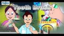I Have a Little Tooth Brush Nursery Rhyme _ English Animated Songs for Children