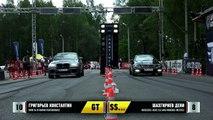 Unlim 500 BMW X6M vs Mercedes Benz C63 AMG