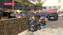 Crise des déchets en Corse : les ordures s'amoncellent à Bastia