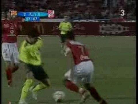 Goles del Al Ahly 0 - Barça 4. 24-4-07