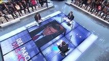 Confrontation d'idées ente François Fillon et Manuel Valls lors du débat dans Des Paroles et Des Actes sur France 2