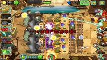 Plants Vs Zombies 2: Magic Shroom Daily Events Challenge! (PVZ 2 China)