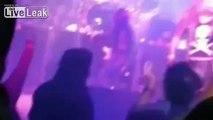 Motley Crue Front Man Vince Neil Decks Rude Fan
