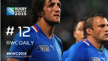 RWC Daily: 'Best ever' Namibia looking to shock New Zealand